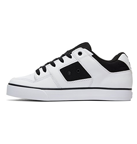 White Shoes White Black DC Pure dRwIqIA
