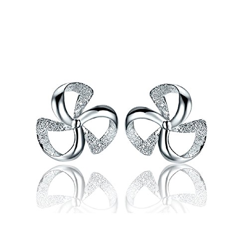[ER1210082C1 Fashion Silver Plating Women's Earring] (Traditional Costume Contemporary Dance)