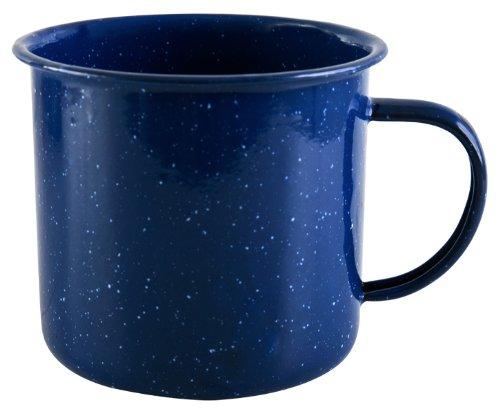 Enamel Ounce Camping Coffee Mug product image
