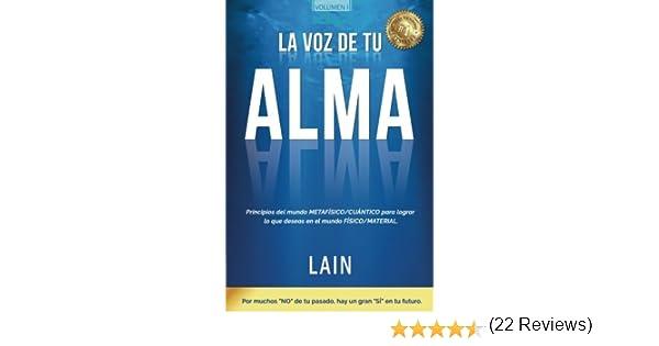 La Voz de tu Alma: Volume 1: Amazon.es: García Calvo, Lain: Libros
