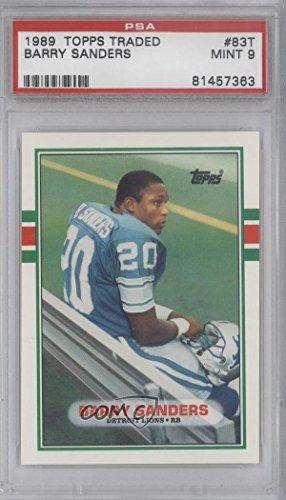 barry-sanders-psa-graded-9-football-card-1989-topps-traded-83t