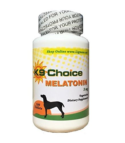 (K9 Choice Melatonin 3 mg 100 Tablets)