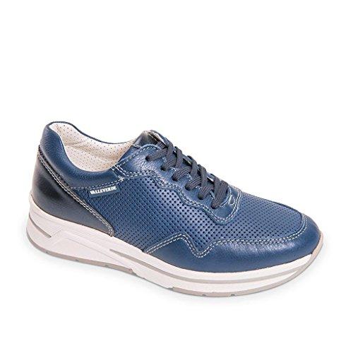 2018 Sneakers Estate Blu Donna 17152 Scarpe VALLEVERDE Primavera blu wOxFAqByz
