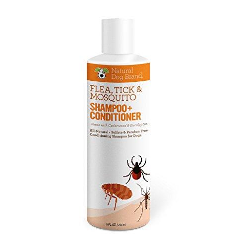 Tick Conditioner (FLEA, TICK & MOSQUITO SHAMPOO AND CONDITIONER 8OZ)