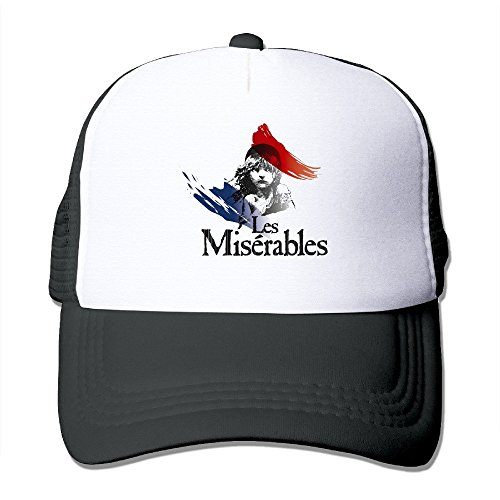 Price comparison product image Les Miserables Hat Unisex-Adult Sports Cap