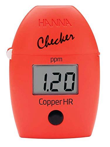 - Hanna Instruments Checker Copper High Range Colorimeter