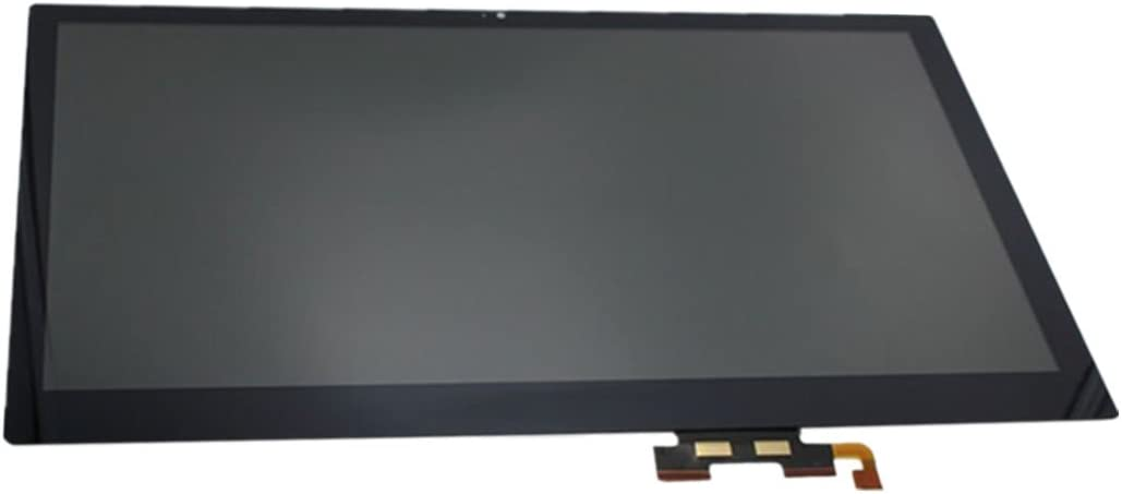 Kreplacement 15.6 Inch LCD Screen Replacement and Touch Digitizer Screen Glass Display for Acer Aspire V5-572P