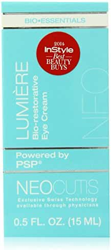 Neocutis Lumiere Bio-restorative Eye Cream with PSP, Anti-aging, 0.5 Ounce