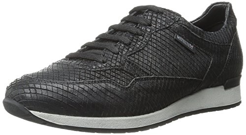 Mephisto Womens Ninia Walking Shoe Black Paradise