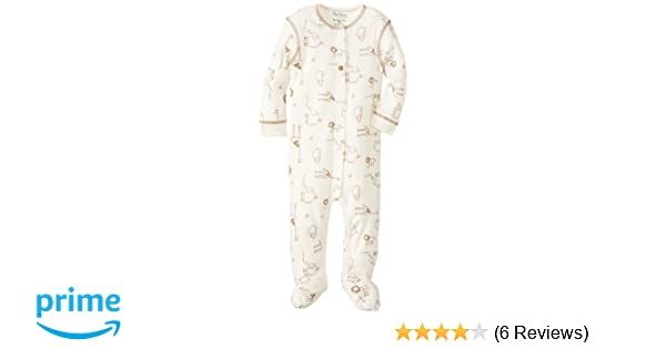 d98d18467 Amazon.com  Kushies Unisex-Baby Newborn Sleeper  Clothing