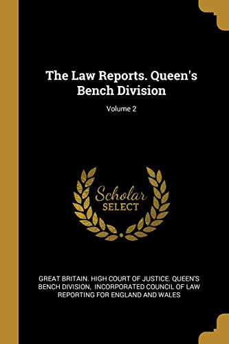 The Law Reports. Queen's Bench Division; Volume 2