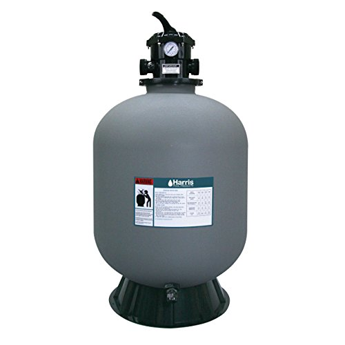 (Harris H1573050 Vortex 19 inch Above Ground Sand Filter Tank)