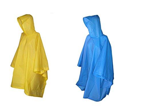 totes ISOTONER Rain Poncho Hood