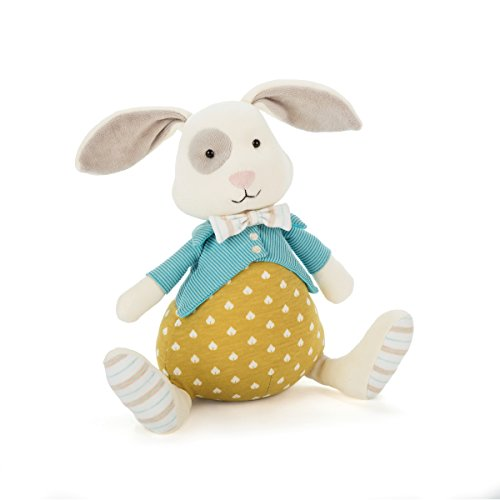 Jellycat Lewis Rabbit Stuffed Animal, Large, 13 inches
