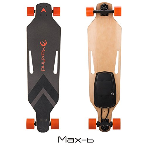 Maxfind Design Motor Electric Skateboard product image