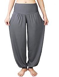 Brand Super Soft Modal Spandex Harem Yoga Pilates Pants
