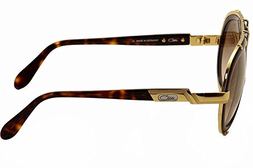 a4c27d18b751 Cazal 642-3-624 Tortoise Shell and Gold Sunglasses - Buy Online in ...