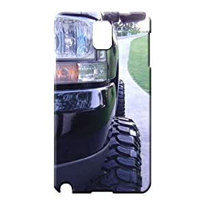 samsung note 3 cover Back pattern mobile phone carrying cases ford truck