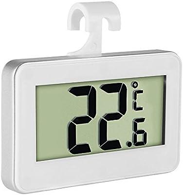 Termómetro de refrigerador, termómetro digital resistente al agua ...