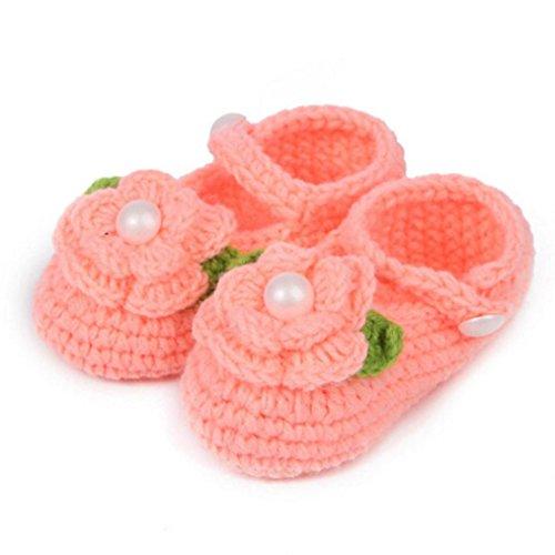 DDLBiz Prewalker Crochet Casual Handmade