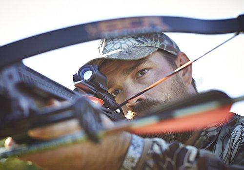 Barnett Outdoors BCR Recurve Crossbow Package, Large, Black