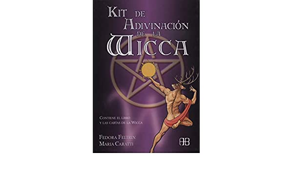 Wicca, kit de adivinacion/ Wicca, Divination Kit (Spanish ...