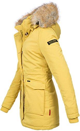 Navahoo Parka gel B612 femmes chaud et manteau d'hiver pour doublé en avec capuche xFHwxSCfqn