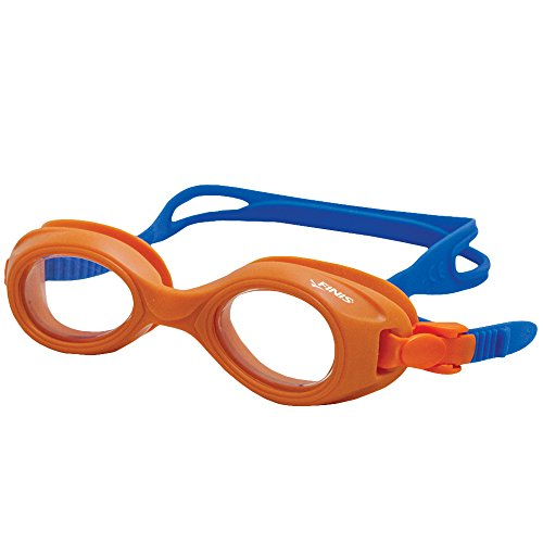 Finis Helio Lunettes de natation Orange/Transparent