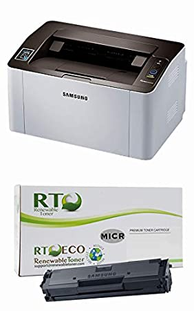 Tóner renovable M2020w Impresora láser Check Bundle con Compatible ...