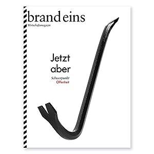 brand eins audio: Offenheit Audiomagazin