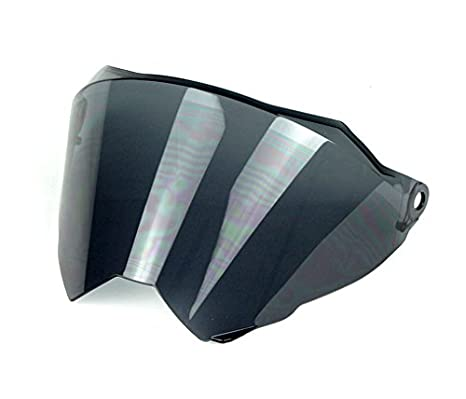Clear Woljay Off Road Motorcycle Modular Helmet Visor Shield