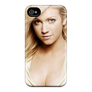 KellyMeeks VkFoacs8514jUpyA Case For Iphone 4/4s With Nice Brittany Snow Celebrity Appearance