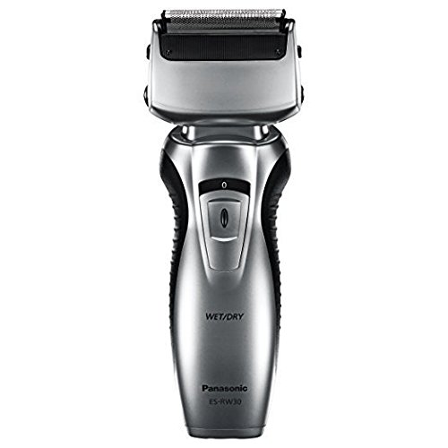 Electric Razor Shaver, Panasonic Es-rw30-s Mens Wet Dry Electric Travel Shaver