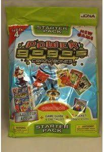 New - Gogos Crazy Bones Series 4 Starter Pack - Series 4 Card ...