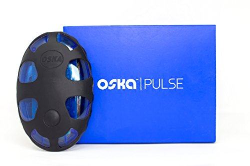 Portable Electromagnetic Pulse Therapy for Muscle Recovery, Reduce Inflammation, Muscle Stiffness and Joint Pain Reduction. Optimized PEMF by OSKA PULSE by OSKA