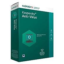 Kaspersky Anti-Virus, 10 PCs, 1 Año