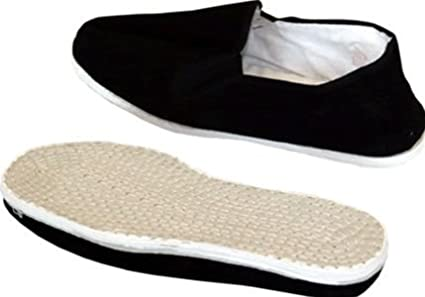 Chinese Traditional Cloth Sole Kung Fu shoes size 37 US Men 4.5-5