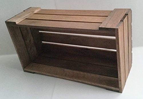 Darla'Studio 66 DVD Holder Wood Crate by Darla'Studio 66