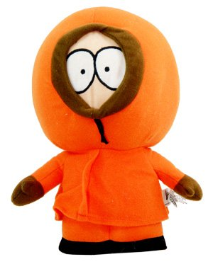 "South Park 12.5"" Kenny Plush"