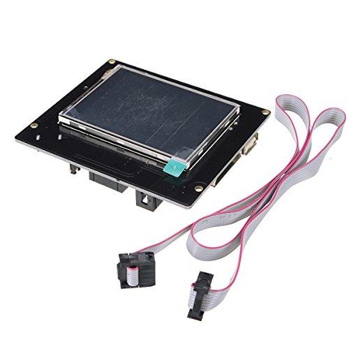 3D Printer & Supplies - 3D Printer Module Board - 2.8 inch MKS TFT28 V1.2 Full Color Touch Screen Support WiFi APP for 3D Printer RepRap by OCHOOS