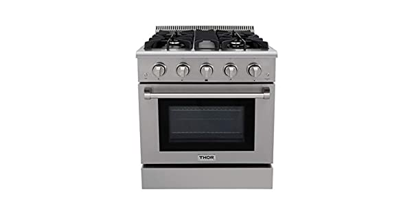 Amazon.com: Thor Kitchen - Horno de cocina independiente de ...