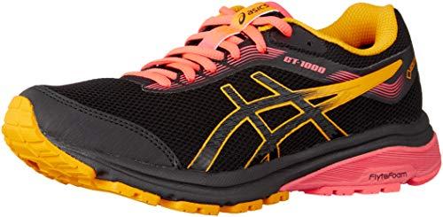 tx Pour 001 Asics Noires Femme 1000 Amber G 7 Course Gt Chaussures De black 4xw8qp4B