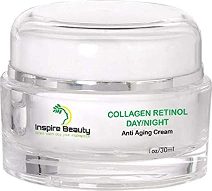 La crema antienvejecedora del día/de la noche del retinol del colágeno - 30ml -