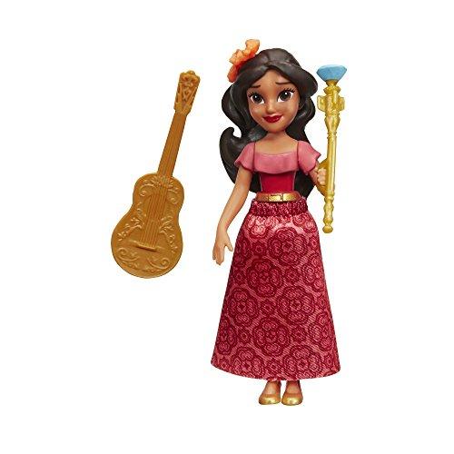 Disney Elena of Avalor Scepter Adventure Doll]()