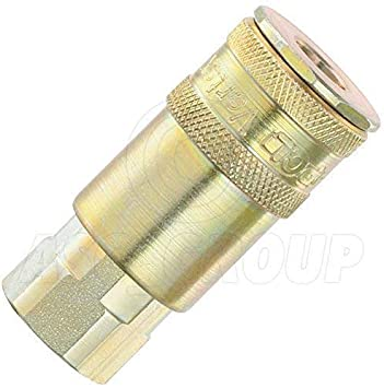PCL Standard Airline Quick Connect Adaptor Hose Fitting For Vertex Air Coupling