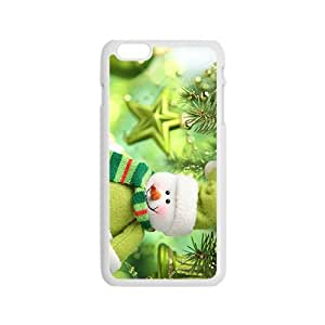 Lovely Snowman Hight Quality Plastic Case for Iphone 6 by icecream design