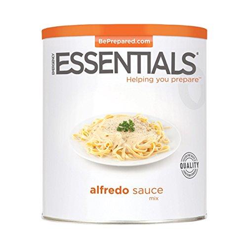 Emergency Essentials Alfredo Sauce Mix can, 3.5 lbs