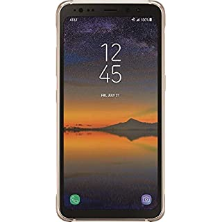 Samsung Galaxy S8 Active, 64GB, Titanium Gold - For AT&T / T-Mobile (Renewed)