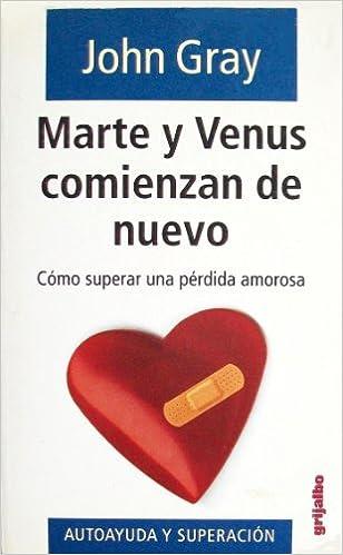 Book Marte y Venus Comienzan de Nuevo