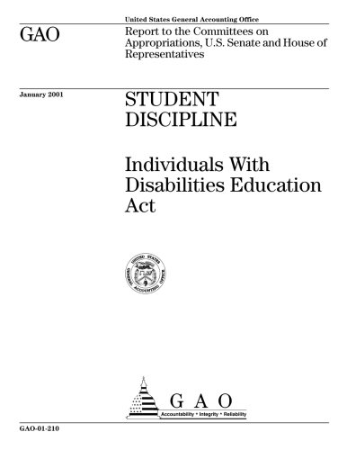 Student Discipline: Individuals With Disabilities Education Act